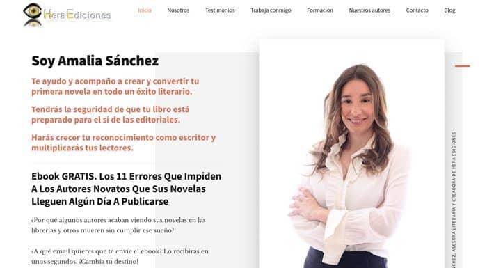 amalia sanchez