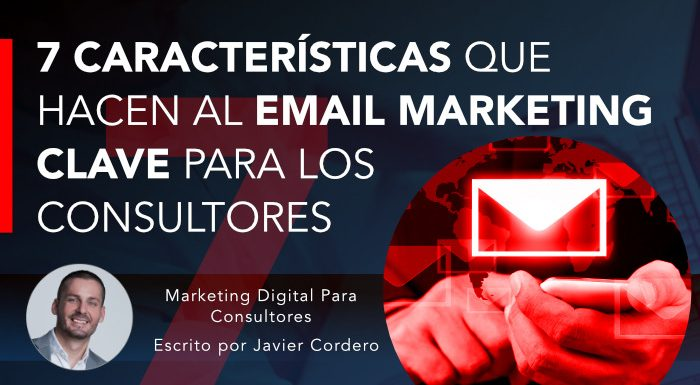 caracteristicas email marketing