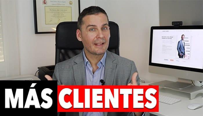 claves atraer clientes en Internet
