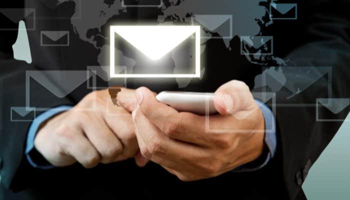 como redactar correo presentación servicios