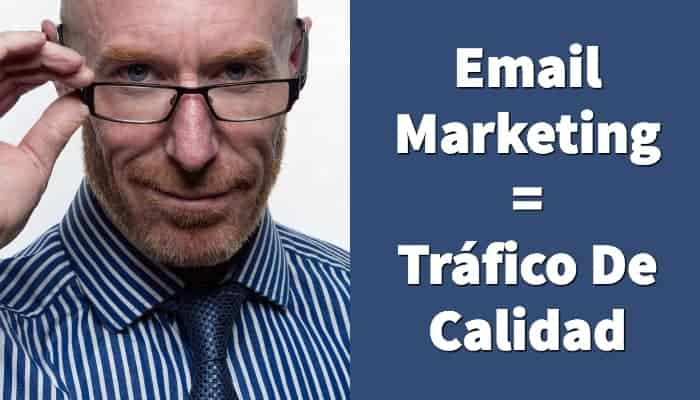 email marketing trafico de calidad