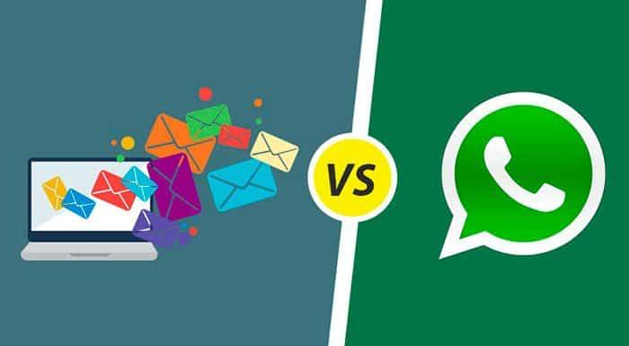 Email Marketing vs. WhatsApp Marketing, ¿cuál es mejor para vender?