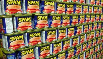¿Cuál es el origen de la palabra SPAM y por qué se utiliza en el email marketing para denominar a los correos no deseados?