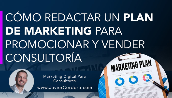 plan marketing consultoria
