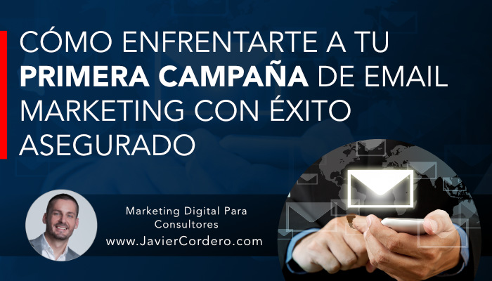 primera campaña email marketing