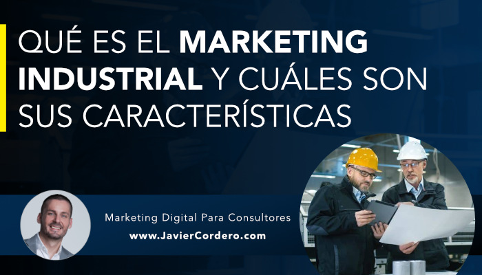 qué es el marketing industrial
