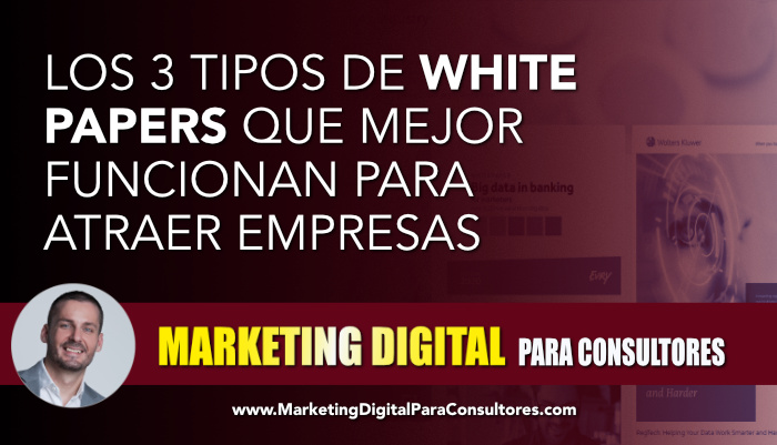 tipos white papers